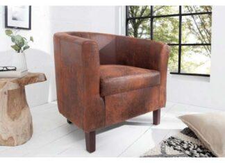 Niezwykłe fotele do salonów
